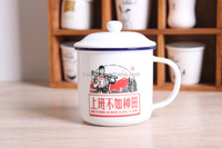 Factory direct sales All kinds ofenamel soup mugs