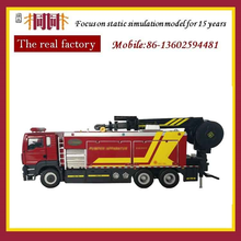 mini dump fire truck for sale scale festival gifts diecast model truck for kid play