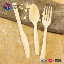 EPK wholesale biodegradable raw material disposable household camping tableware