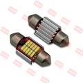 NEW SMD4014 FESTOON 31MM LED FESTOON CAR LED LIGHT C3W LED CANBUS LAMP