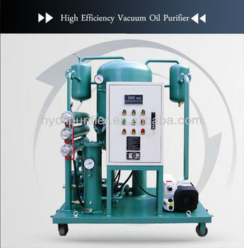 ZJA-Series Waste Oil Filter Machine