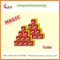 10g super quality seasoning cube/powder gold supplier