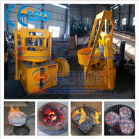 Factory outlet honeycomb coal briquette molding machine