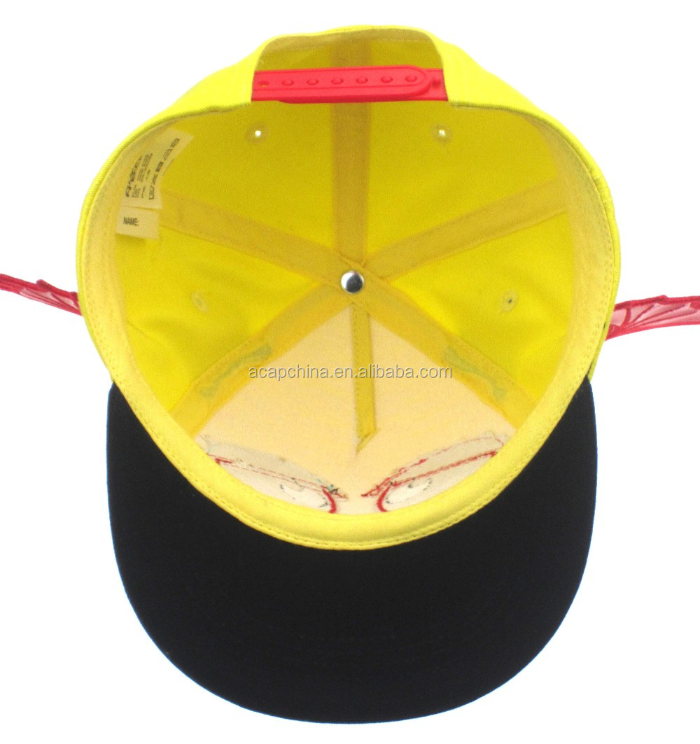 Factory Price Wholesale Custom Crazy Loong Snapback Hat For Kids