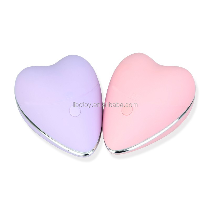 full silicone new vibrator, heart sex toys , new sex toys massage breast, vagine