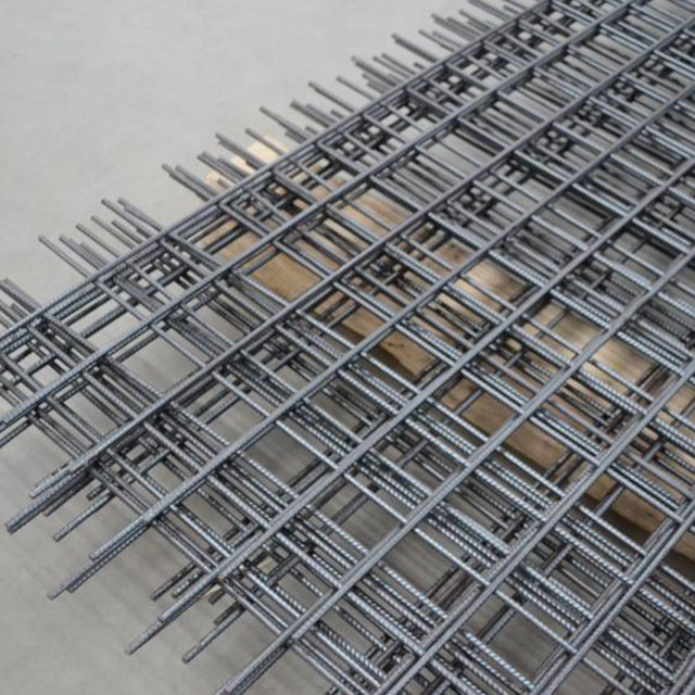Alibaba Hot sale 6*6 concrete reinforcing welded wire mesh /galvanized welded wire mesh panel