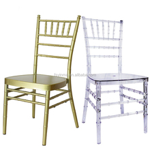 2015 China manufacturer used wedding chairs for sales wooden chiavari chair