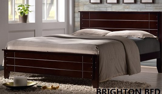 WOOD BED, MALAYSIA MADE BED, RUBBERWOOD FURNITURE,