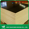 Phenolic Film Faced Plywood / Cheap Marine Plywood for Construction
