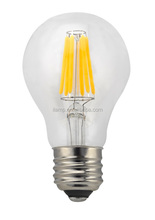 ul led filament bulb a19 8w new products, ul led filament lamps a60 e26 ac110v 230v