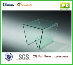 Simple coffee table fish tank for sale CG-CT-223