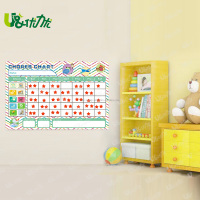 Soft Notepad planner magnetic calendar dry erase wall sticker for office