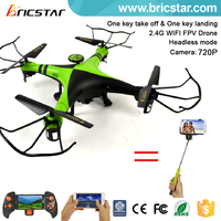 Wholesale 2.4G 4CH rc quadcopter helicopter drone frames with lights
