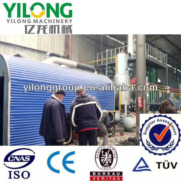 waste motor oil recycling machine petroleum refinery for sale