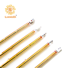 High heating efficiency infrared paint curing lamp