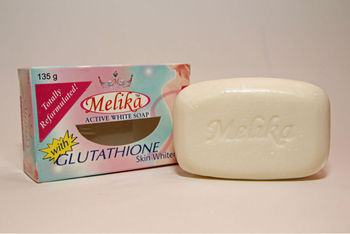 Melika Active White Soap