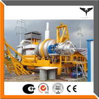 Asphalt batch mixing plant for roads and Bridges equipment