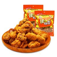 Multi-flavor Roasted Broad Beans Fava Beans Halal Finger Food Asian Quick Snacks