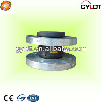 Single Sphere Flexible Flange Rubber Joints