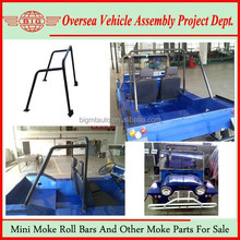 Minimoke Club Cars Auto Roll Bars For Sale