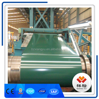 0.5mm ppgi galvanized steel coil color aluzinc steel sheet