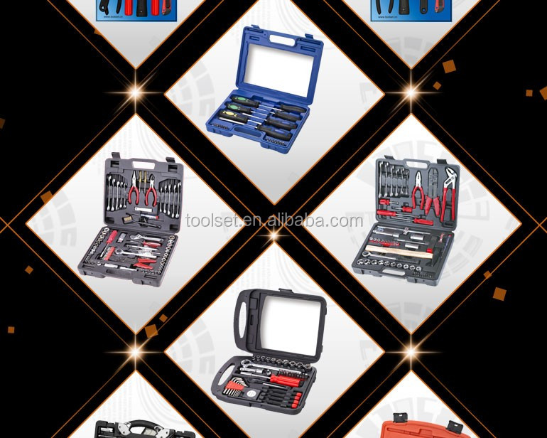 36pcs Folding tool set bag, houses use tool bag set kit set