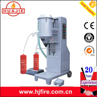 Automatic Dry Powder Fire Extinguisher Refilling