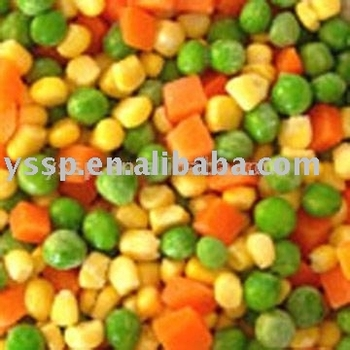 2012 new season mixed vegetable