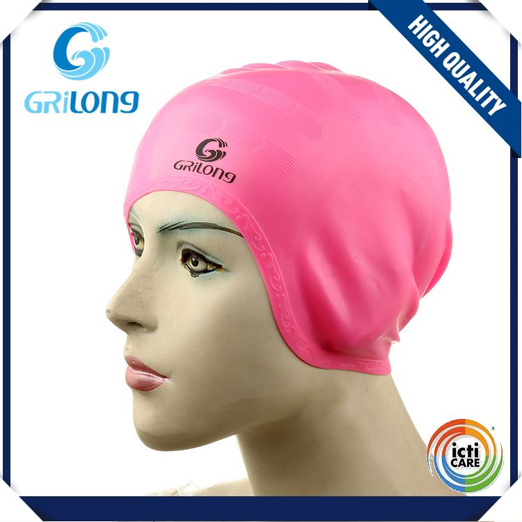 Factory Supply good quality water sports swimming hats with fast delivery