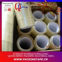Medical adhesive tape with water based glue for carton sealing PT-43