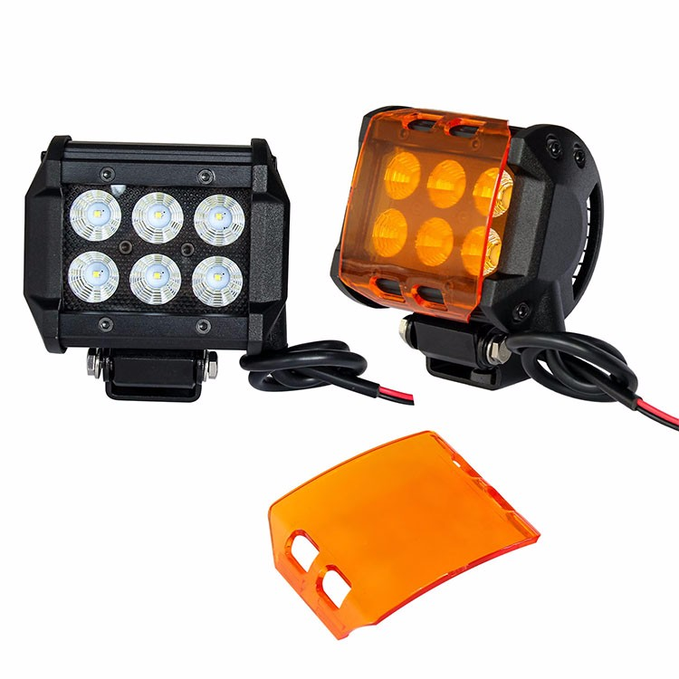 Wholesale china factory car accessories 18 W cheap led flood light