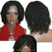 Wholesale cheap afro twist wigs for black women