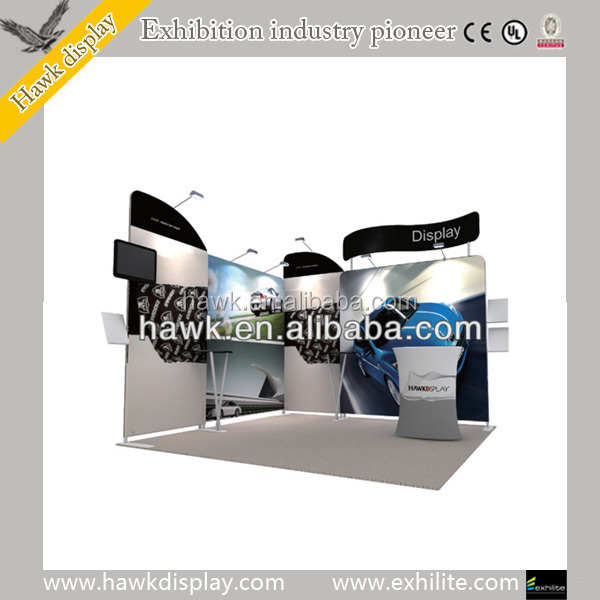 Mobile display booth