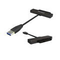 "OEM external USB3.0 to 2.5"" sata hdd splitter cable"
