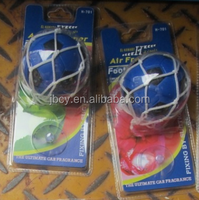 customized logo and fragrance air freshener ball