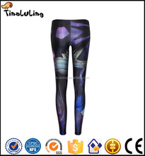 Women Leggins Plus Size Leggings Woman Comic Cat Princess Image 3D Print Soft Slim Fitness Clothing Women's Wear Seamless Pants