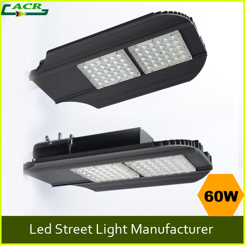 New Utility 60w led street light automatic control LED Outdoor street Lights