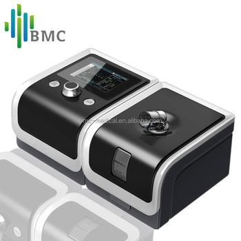 BMC GII BPAPT-25A With Auto Mode Bilevel CPAP Machine For Patient's OSA COPD Therapy Medical Clinic Device