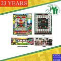 Football Star Mario Game Machine / Slot machine Mario Kit / Coin Operated Machine / Fruit King