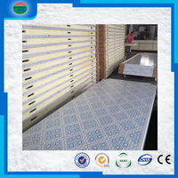 China supplier fast Delivery polyurethane sandwich wall panels