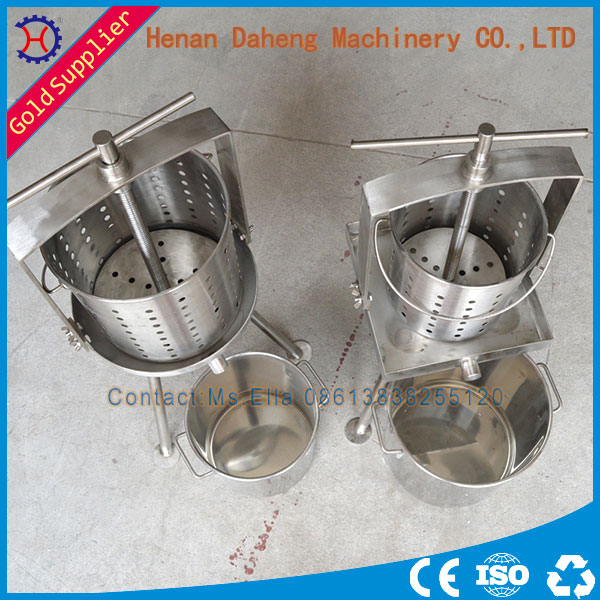 Stainless Steel Apple Juice Press Machine
