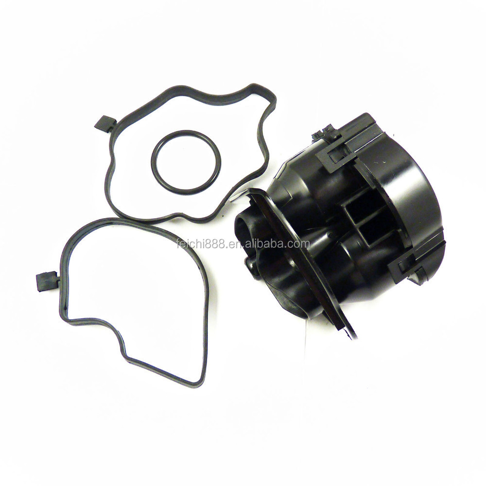 for BMW 1 series E87 3 series E46 318D 320D E90 OEM 11127799367 DCRANKCASE OIL BREATHER SEPARATOR FILTER 2001-2012 year