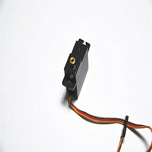 High Precision 180 Degrees Replacement Sg 5010 Torque Coreless Servo For Rc Helicopter/car Black