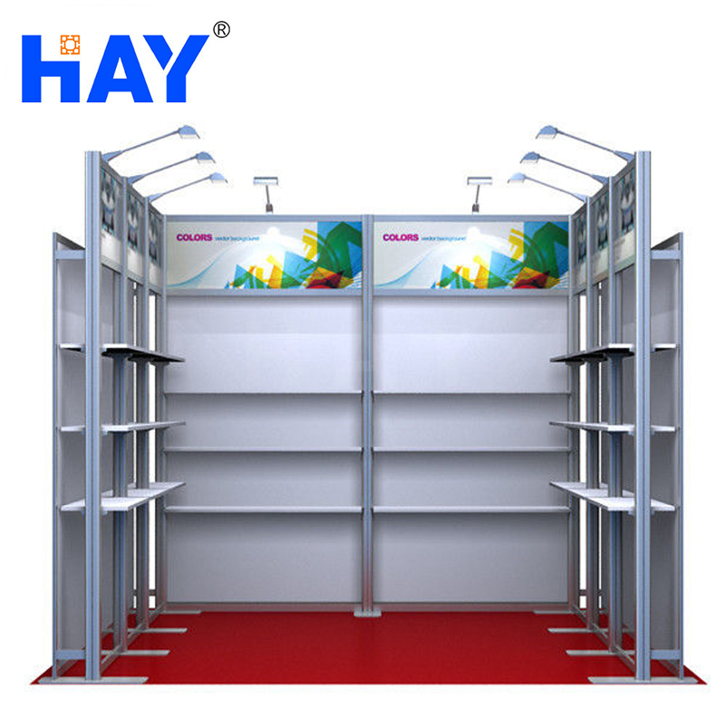 China Aluminum 3x3 Booth Stand