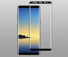 Full Coverage Screen Protector 2.5D Arc Edges 9 Hardness HD Anti-scratch Tempered Glass for Samsung Galaxy Note 8 CA6108