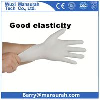 POWERTY Cotton Interlock full coated orange PVC working gloves knitted wrist CE work glove/safety gloves good performance