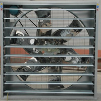 Greenhouse Wall mounted Air Blower Exhaust fan Cooling Fan