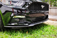 2015 Mustang Front Bumper Lip Carbon Fiber Mustang Parts For Ford