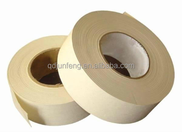 Paper tape unstick for drywall corners