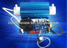 Quartz tube 20G cold corona discharge Ozone generator with Adjustalbe function and quartz